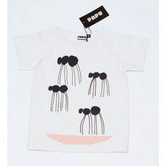 Lastenvaatteet - Papu AW15-16: Murkku jersey paita (CLOUD SHALE / PINK FROST PRINT) - Paidat- ja neuletakit - Lapset - Lasten Metsola Oy verkkokauppa - Lasten vaatteet