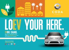 CODA Automotive by Ron Thompson