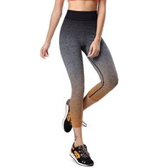 2017 Femmes Leggings Summer Capri Pantalon Fitness Vêtements Élastique Capris Leggings Musculation