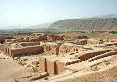Parthian Fortresses of Nisa Turkmenistan UNESCO