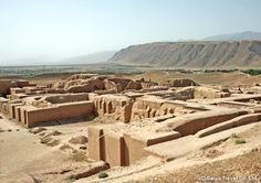 Parthian Fortresses of Nisa Turkmenistan UNESCO