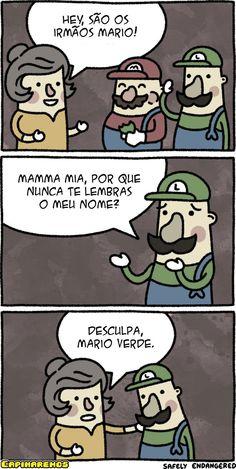 Its-a me Mario!