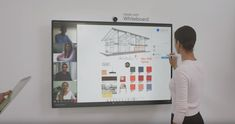 "New YouTube video from Microsoft shared on Techthusiast.net   ""Introducing Microsoft Surface Hub 2S"" Surface Hub, Surface Studio, New Surface, Microsoft Software, Microsoft Surface, Video Wall, Multi Touch, Product Launch"