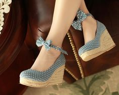 Cutest wedges ever...