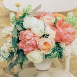 Sonoma Wedding from onelove photography + Dandelion Events - Style Me Pretty