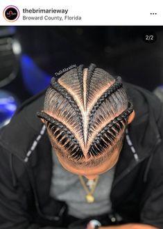 Cornrow Hairstyles For Men, Natural Braided Hairstyles, Black Girl Braided Hairstyles, Black Men Hairstyles, Cool Braid Hairstyles, Hairstyles Haircuts, Braid Styles For Men, Hair Twist Styles, Hair And Beard Styles