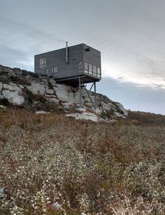 Cliff House, Nova Scotia, Canada by MacKay Lyons Sweetapple