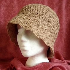crochet hat, brim hat, crochet patterns