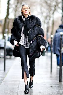 A FASHIONABLE LIFE: Sean Fox Zastoupil: OLIVIA PALERMO #4 - FASHION ICON