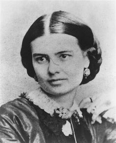 Ellen Lewis Herndon Arthur or 'Nell,' circa 1865, wife of President Chester A Arthur. She was noted for her beautiful contralto voice, and died of pneumonia a year before her husband became president.