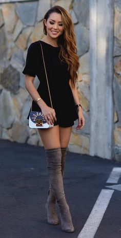 Over The Knee!! Boots