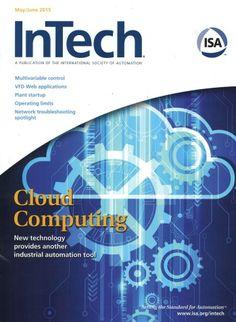 Titulo: Intech / Autor: International Society of Automation / Año: 2015 / Código: REV/621.381/ISA/3/2015