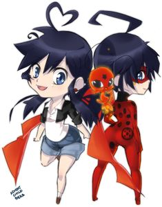 Ask Miraculous Ladybug by BekaGil.deviantart.com on @deviantART