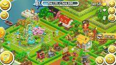 Hayday Farm Design, Farm Games, Hay Day, Clash Of Clans, Gaming, Clash On Clans