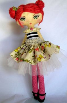 Madame Butterfly..RESERVED by nooshka on Etsy
