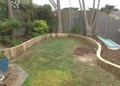 curved beds with sleepers - Google Search