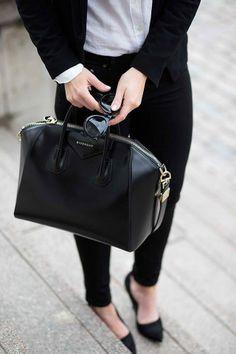 #black #classic #style