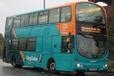 First Potteries Volvo Eclipse Gemini 37159 DXW) Alan Shearer, First Bus, Bus Coach, Bus Station, Coaches, Buses, Volvo, Gemini, Trains