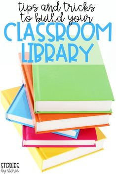 If you want to encourage a love of reading in your classroom, you will need a wide variety of books. Finding those books is not always easy and your wallet can take a big hit! Here are ten ways you can add books to your classroom library.