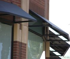 Steel Awnings