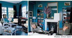 Yep.  Need a turquoise living room.  And a buddha in my hearth.
