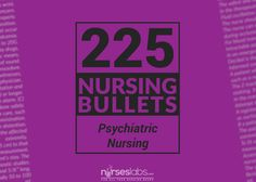 An easy-peasy reviewer about Mental Health Nursing and Psychiatric Nursing.