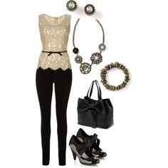 Victorian Style, created by jade-illeck on Polyvore