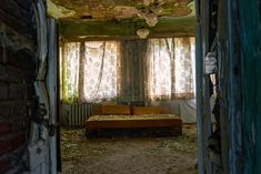 Welcome to Hotel Atlantis, the decaying 100-year-old beauty that is hidden somewhere in the German mountains. Warm, humid air and the strong smell of mold spread through the whole building. The decay is painting rooms and floors in breathtaking colors. A walk there is a bit dangerous because of rotten floors and collapsed roofs and walls in some parts of the place that is one of the quietest we've ever experienced. Click on the photo and enjoy our video :) Thank you :) The Other Side, Room Paint, Atlantis, Decay, Abandoned, Floors, German, Walls, Strong