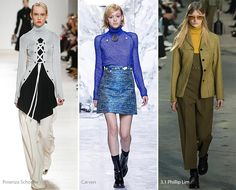 Fall/ Winter 2016-2017 Fashion Trends: Turtlenecks