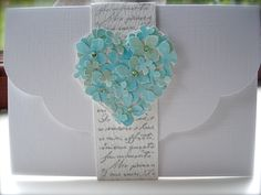 handmade wedding invitations - Google Search