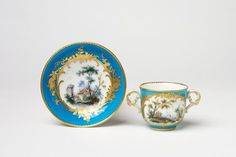 Tasse a toilette | Sèvres porcelain factory | V Search the Collections