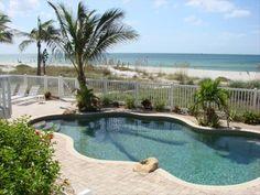 Holmes Beach Vacation Rental - VRBO 396116 - 6 BR Anna Maria Island House in FL, Waves Edge Beach House - 3BR or 6BR - Beachfront with Heated Pool