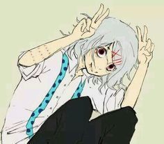 Juuzou suzuya ♥ @DaraenSuzu