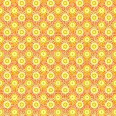 Flight - Orange Mural - Jenean Morrison| Murals Your Way