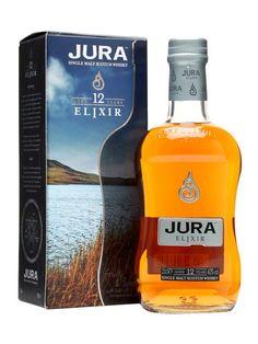 Isle of Jura 12 Year Old / Elixir Island Single Malt Scotch Whisky