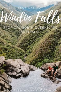Windin Falls- Exact Directions on How to Get There! Australia Travel Guide, Queensland Australia, Packing List For Travel, Travel Tips, Travel And Tourism, Fraser Island, Amazing Adventures, Travel Information, Day Trips