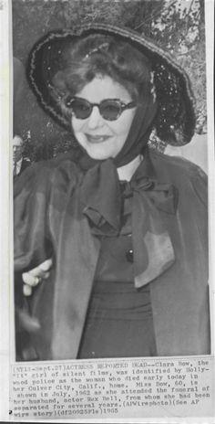 Clara Bow. 1965
