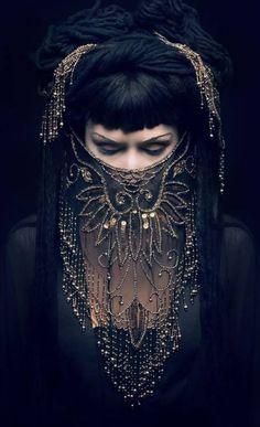 Photography dark beauty goddesses 27 ideas for 2019 Tribal Fusion, Dark Beauty, Hidden Beauty, Gothic Beauty, Mode Inspiration, Character Inspiration, Arte Obscura, Warrior Princess, Dark Fashion