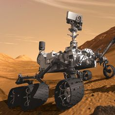 NASA Unveils New Mars Rover Mission for 2020