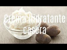 Hacer crema hidratante corporal con aceite de coco, manteca de karité-cacao, aceite esencial lavanda/árbol del té.