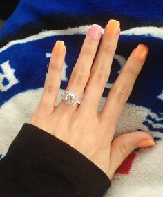 I'm getting married!!! :)