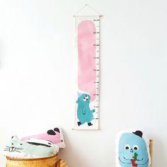 Chewing gum Kids Height Chart - Made of Sundays  - 1