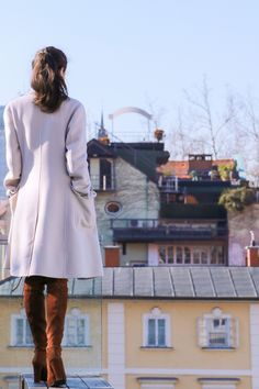 Fashion blogger Veronika Lipar of Brunette From Wall Street sharing her sexy weekend chic style