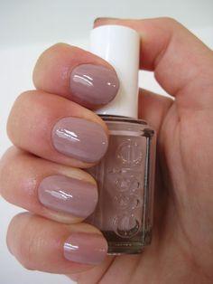 Loving Essie polish.