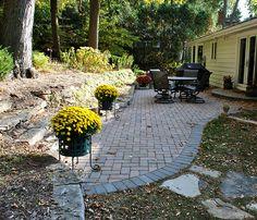 Norland Landscape brick patio 1 by Norland Lanscape, via Flickr