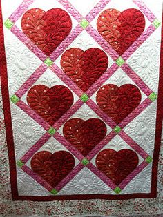 Hearts | by Jessica's Quilting Studio