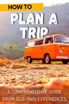 If there's one thing that we've got down, it's how to plan a trip! After traveling to nearly every state in the US and roughly 40 other countries, we've picked up a lot of tips and tricks from our experiences planning trips. No matter if it's a quick weekend vacation, an epic RV road trip, a luxurious spa getaway, a cruise, or a backpacking trip around Asia. We've pretty much done it all and want to share with you all the things we've learned along the way. Travel Checklist, Travel Advice, Budget Travel, Travel Tips, Travel Usa, Road Trip Games, Road Trips, Road Trip Planner, Weekend Vacations