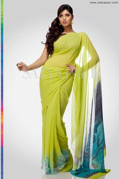 Having re-invented the traditional sari as a modern classic, the Satya Paul product line is amazing!! NEON!