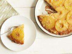 Bonus: Skillet Pineapple Cake