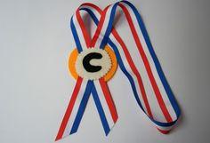 medaille zwemdiploma c, het Vrolijke Nest